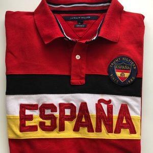 Tommy Hilfiger España Polo Sz XXL
